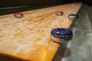 SOLO® Shuffleboard Movers Oakland, Tennessee.